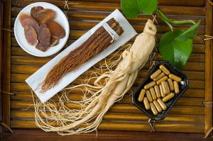 Koreaans rood Ginseng-extract